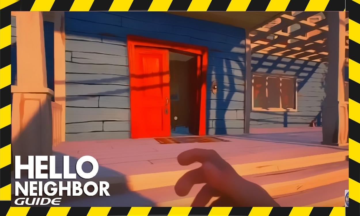 Hints Hello Neighbor Act 3 Complete Walkthrough for Android