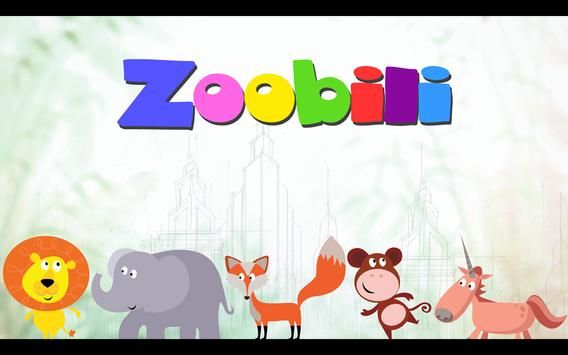 Zoobili Lite screenshot 8