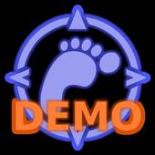 Trkd™ GPS Demo icon