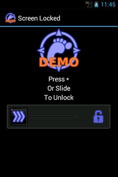 Trkd™ GPS Demo screenshot 1