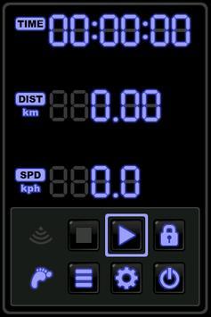Trkd™ GPS Demo screenshot 2