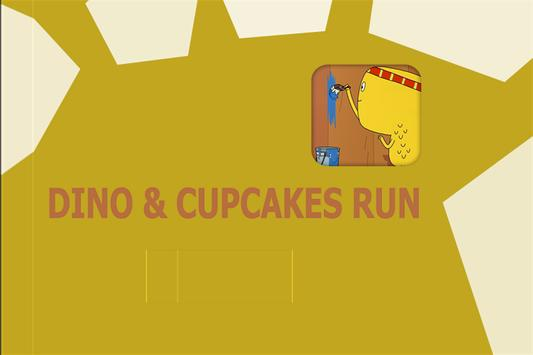 Dino & Run Cupcakes screenshot 4