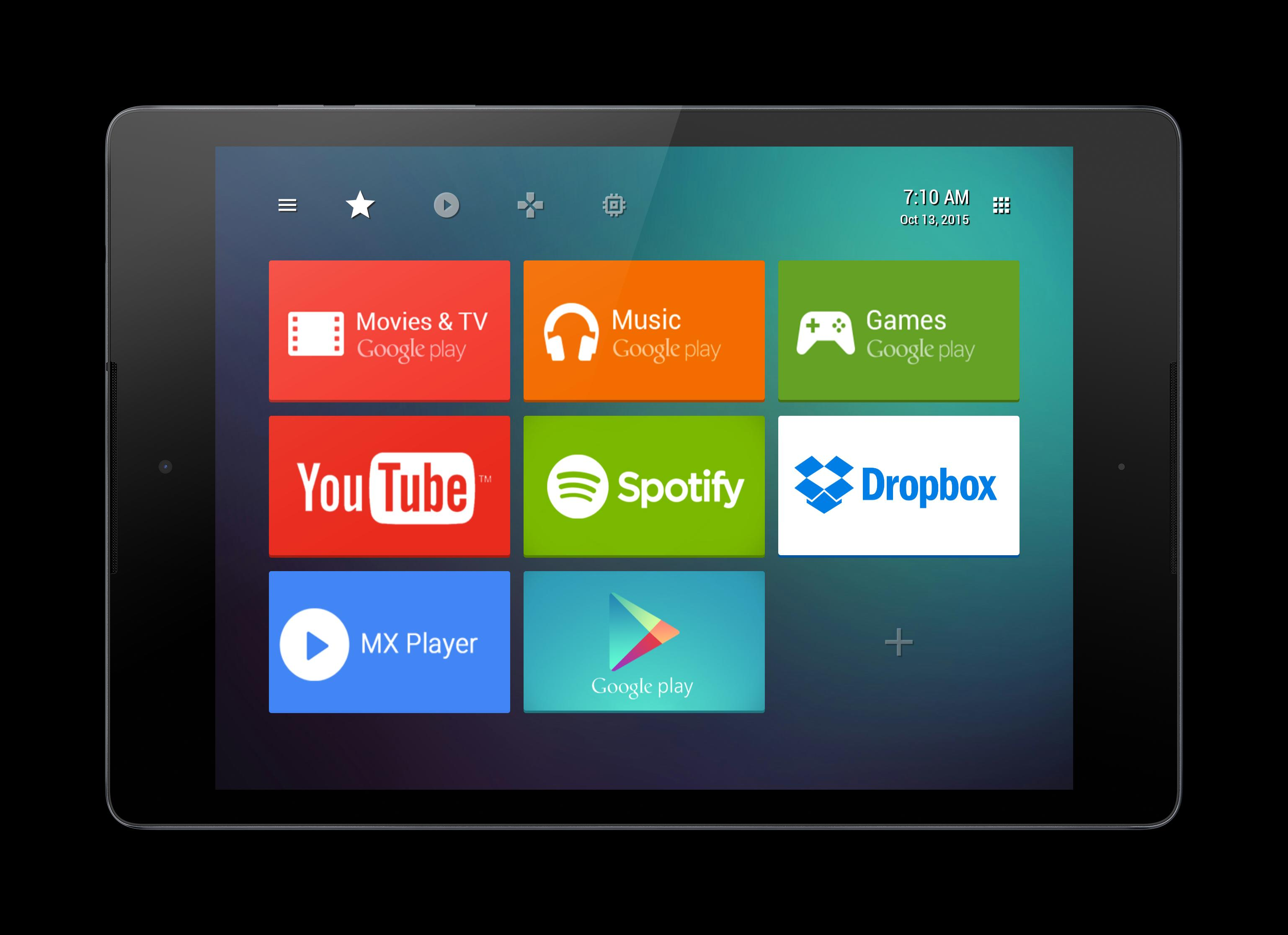 TVLauncher for Android - APK Download