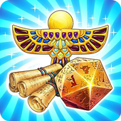 Cradle of Empires Match-3 Game icon