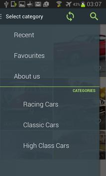 Cars 2017 Wallpaper apk screenshot