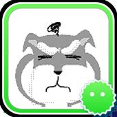 Stickey Crazy B icon