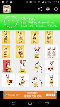 Stickey Brave Rabbit screenshot 2