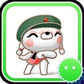 Stickey DoDo Rabbit 3 icon