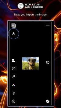 GIF Live Wallpaper screenshot 1