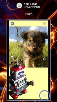 GIF Live Wallpaper screenshot 4