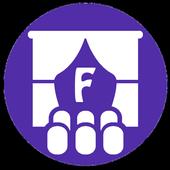 Firmu - The Cinema Locator app icon