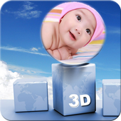 3D Photo Frame icon