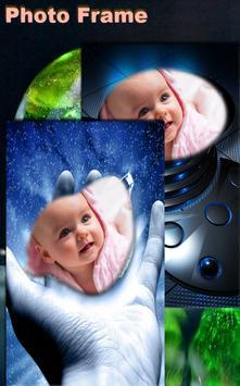 3D Photo Frame poster