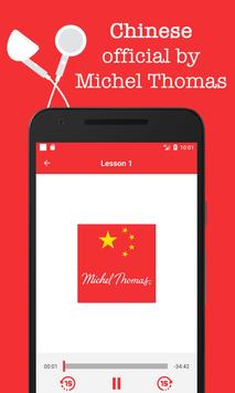 Chinese - Michel Thomas method, audio course poster