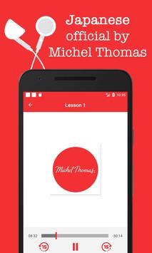 Japanese - Michel Thomas method, audio course poster