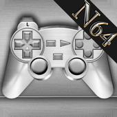 AweN64-N64 Emulator icon