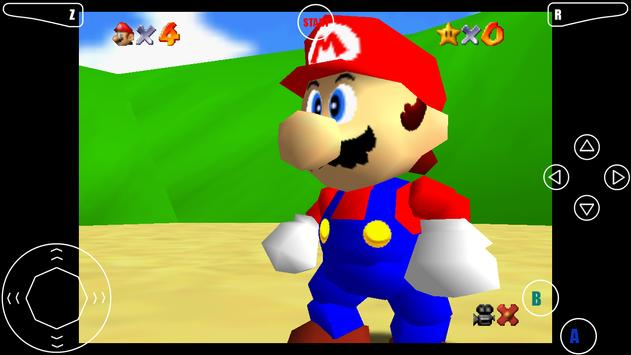 AweN64-N64 Emulator poster