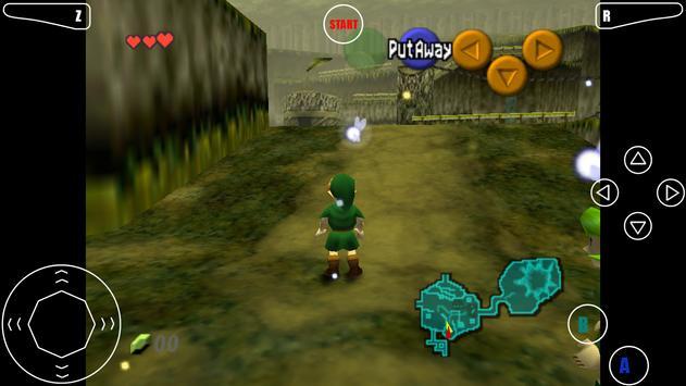 AweN64-N64 Emulator screenshot 2