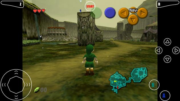 AweN64-N64 Emulator screenshot 3