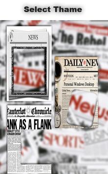 News Photo Frame screenshot 2