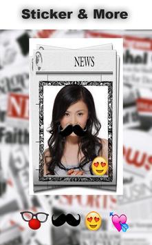 News Photo Frame screenshot 8