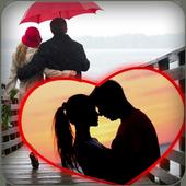 Romantic Photo Frame icon