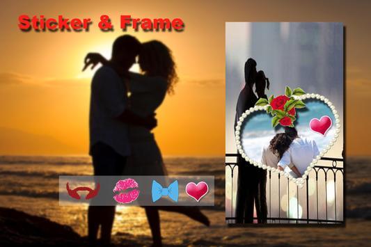 Romantic Photo Frame screenshot 3
