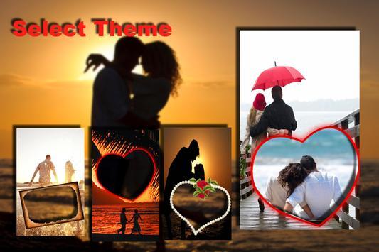 Romantic Photo Frame screenshot 9