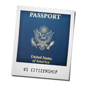 US Citizenship Test Reviewer icon