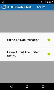 US Citizenship Test Reviewer screenshot 3