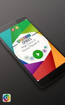 Spectrum Spikes poster