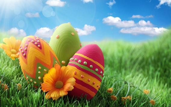 Easter Egg Wallpaper poster