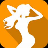 실루엣쇼 - 무료 개인 팬클럽 방송 icon
