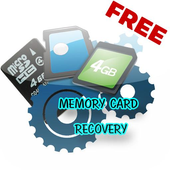 Memory Card Recover icon