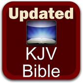 updated kjv bible icon
