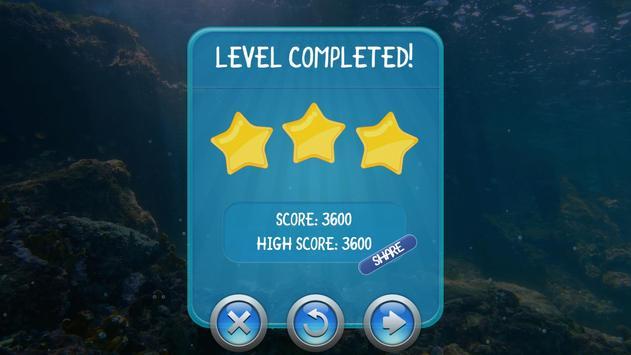 Underwater Bubble Shooter screenshot 7
