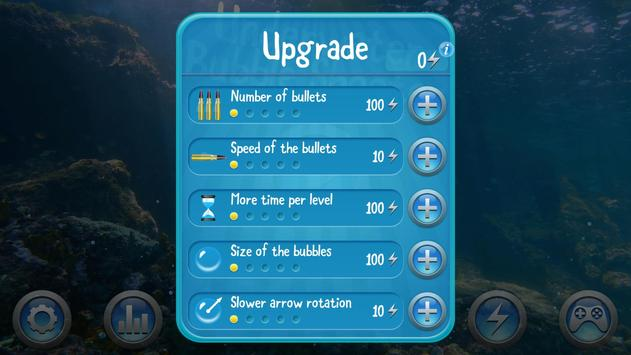 Underwater Bubble Shooter - bubble buster game apk screenshot