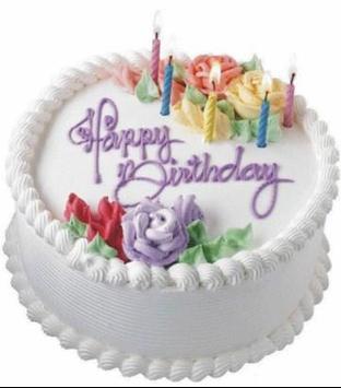 Awesome Birthday Cake Designs apk screenshot