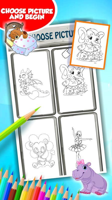 Libro para colorear para niños Descarga APK - Gratis Casino Juego ...