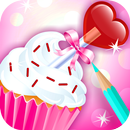 Cupcake Coloring Book APK