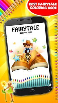 Fairytale Coloring Book screenshot 8