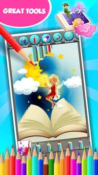 Fairytale Coloring Book screenshot 12