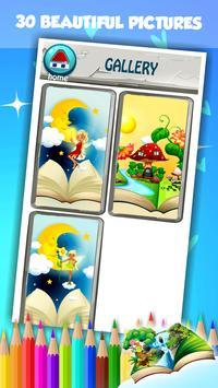 Fairytale Coloring Book screenshot 15
