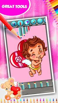 Love Coloring Book screenshot 12