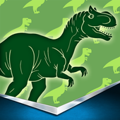 Dinosaur Crop Photo icon