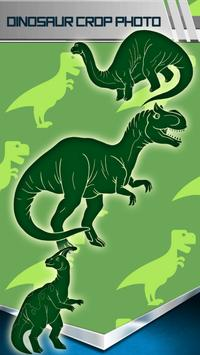 Dinosaur Crop Photo poster