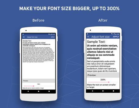 Big Font 海報