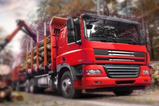 Heavy Truck Game apk screenshot