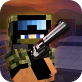 Block Battlefield War Heroes icon