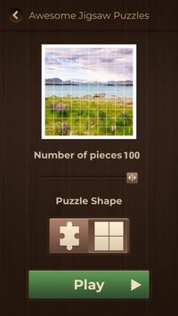 Awesome Jigsaw Puzzles apk screenshot